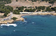 Random thumbnail Image from Gallery of Aerial Photographs of the California Coastline